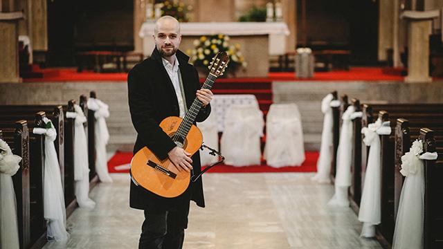Vjenčanje uz Gitaru